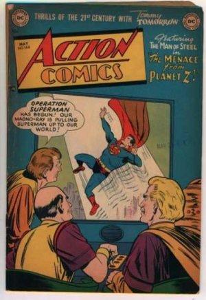 Action Comics # 168