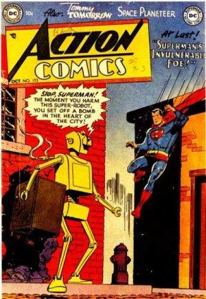Action Comics # 173