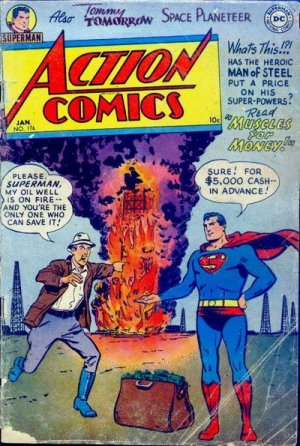 Action Comics # 176