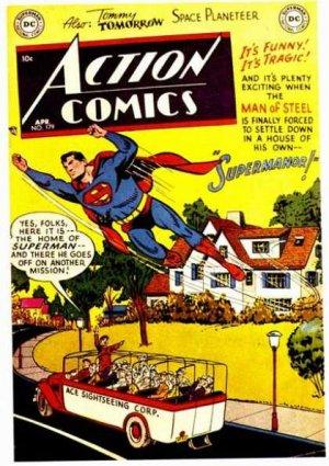 Action Comics # 179