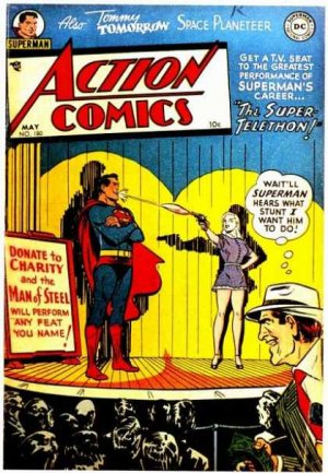 Action Comics # 180