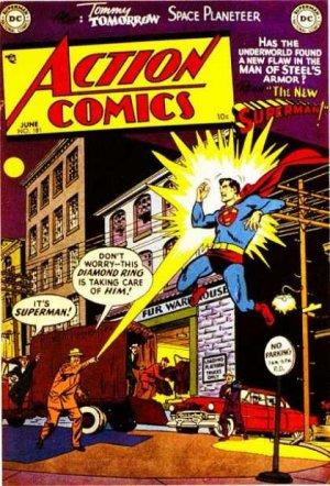 Action Comics # 181