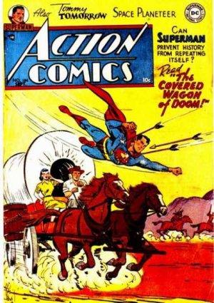 Action Comics # 184