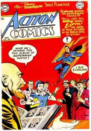 Action Comics # 185