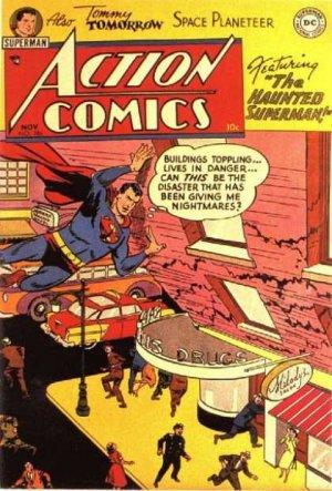 Action Comics # 186