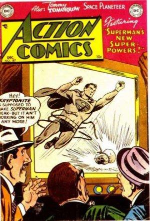 Action Comics # 187