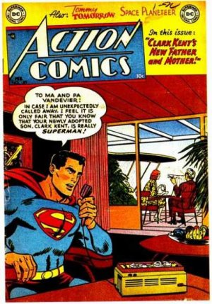 Action Comics # 189