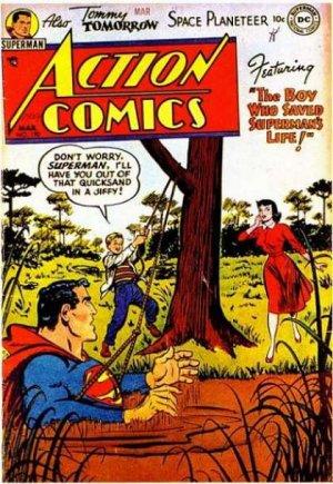 Action Comics # 190