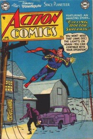 Action Comics # 191