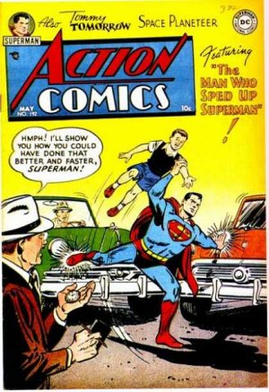 Action Comics # 192