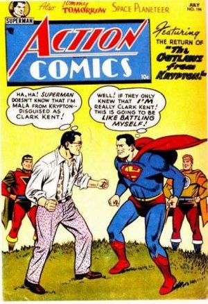 Action Comics # 194