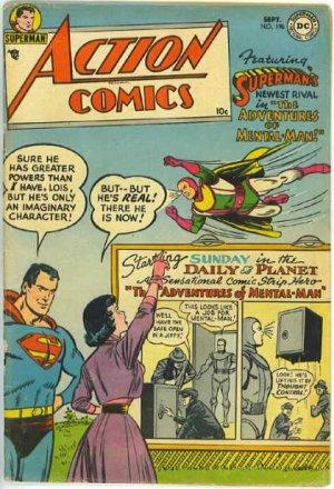 Action Comics # 196