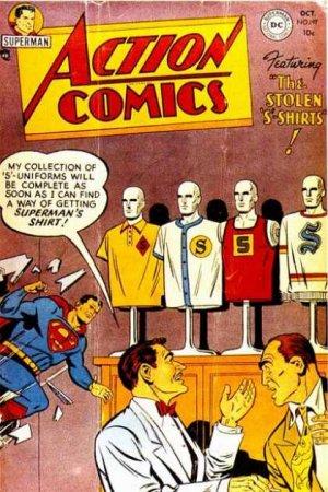 Action Comics # 197