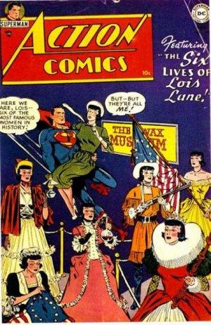 Action Comics # 198