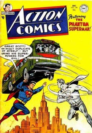 Action Comics # 199
