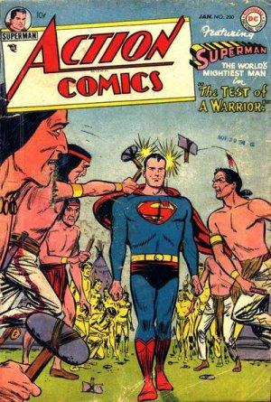 Action Comics # 200