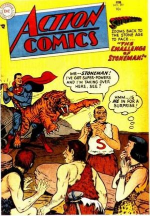Action Comics # 201