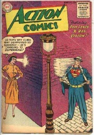 Action Comics # 202
