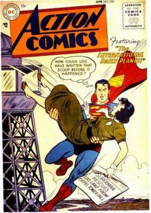 Action Comics # 203