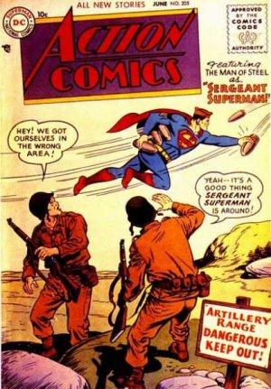 Action Comics # 205