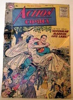 Action Comics # 206