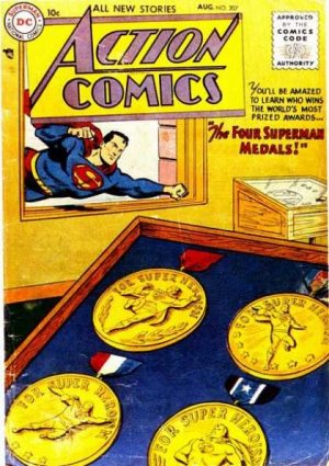Action Comics # 207