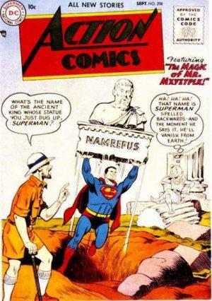 Action Comics # 208