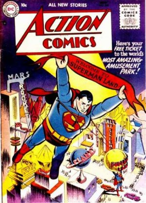 Action Comics # 210
