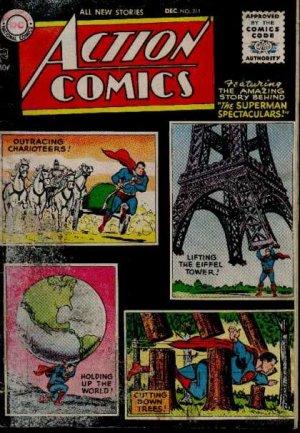 Action Comics # 211
