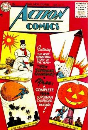 Action Comics # 212