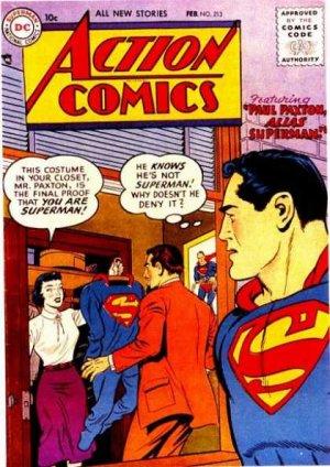 Action Comics # 213