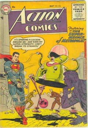 Action Comics # 216