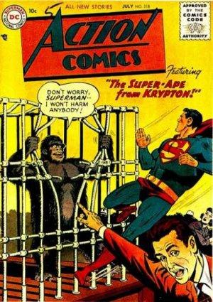 Action Comics # 218