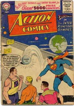 Action Comics # 220