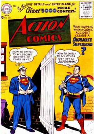 Action Comics # 222
