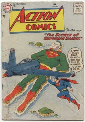 Action Comics # 224