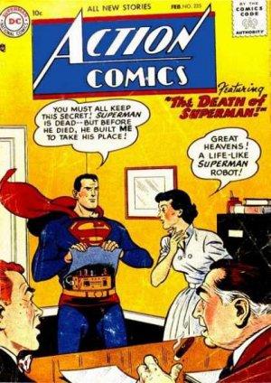 Action Comics # 225