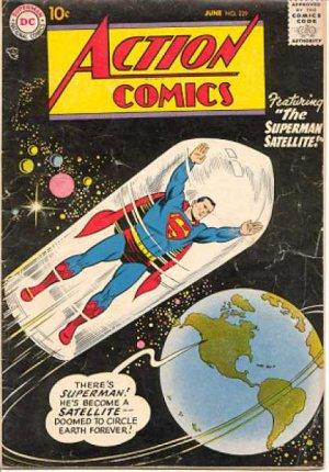 Action Comics # 229