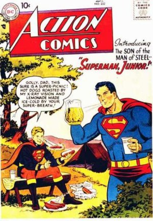 Action Comics # 232