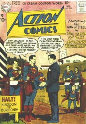 Action Comics # 233