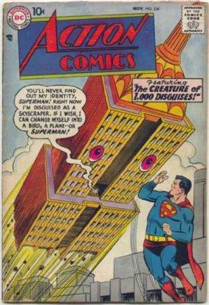Action Comics # 234