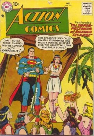 Action Comics # 235