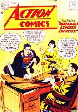 Action Comics # 237