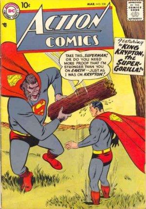 Action Comics # 238