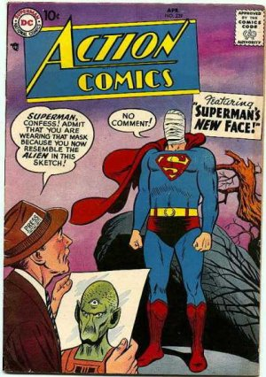 Action Comics # 239