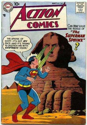 Action Comics # 240