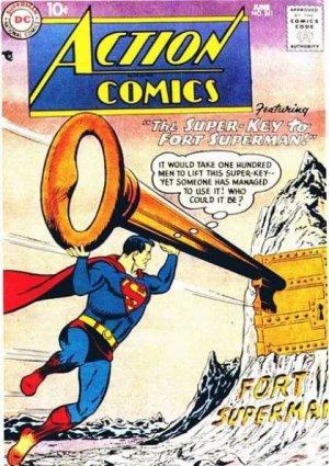 Action Comics # 241 Issues V1 (1938 - 2011)