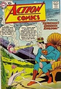 Action Comics # 244