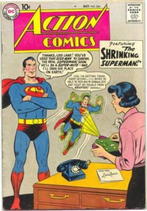Action Comics # 245