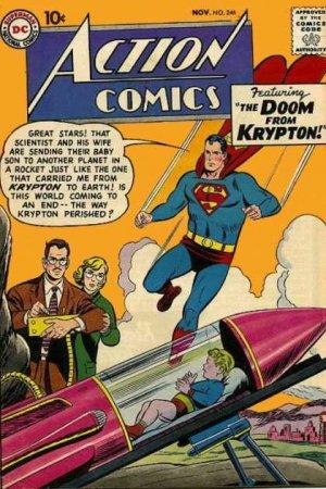 Action Comics # 246